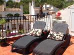 Luxury Sunloungers
