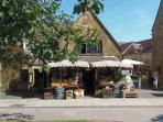 View of Old village deli / grocery now moved to opposite the Lygon