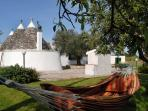 Beautifully renovated traditional trullo