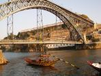 Ponte D luis  'Eifel' bridge