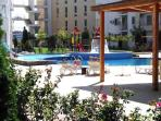Choice of 6 pools surrounded by lanscaped gardens.....Bliss!!