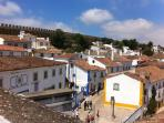 Beautiful Obidos. Amazing medieval town plenty of craft shops and nice restaurants