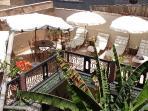 Terrasse solarium
