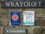 Wraycroft signage
