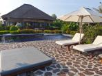 4BR/BR Beach House Ayu with private pool and private cook