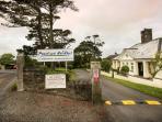 Penstowe Manor Entrance