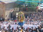 la festa del SS crocifisso dell'Olmo 2^ domenica di maggio