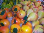 frutta martorana (marzapane)