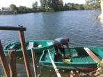 barques du gite