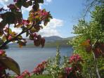 views over the loch
