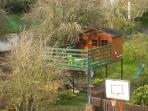 Vista de la Casa en el Árbol
