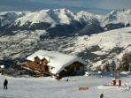 Restaurant Les Enfant Terribles in Vallandry