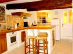 The Fully Equipped Kitchen is often praised by our guests for the comprehensive range of equipment.