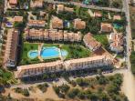 Vista aérea del al andalus