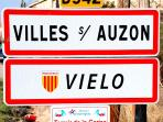 Welcome to Villes - a friendly village with excellent shops, bars and reataurants to enjoy.