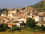 Gioiosa Ionica Old Town