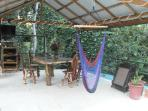 Rancho, Table, Hammock Chair