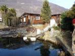Ticino Flatland Cabin Maria