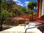 La Vedette Villa Margarita - Valsequillo Gran Canaria - Garden / Terrace