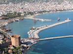 Local harbor