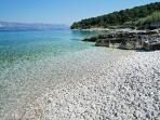 Pebble beaches will amaze you!