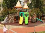 Action-oriented playground