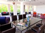 La Vedette Villa Margarita Valsequillo Gran Canaria - Dining room