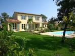 22193 Provence villa with pool on golf course