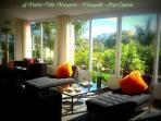 La Vedette Villa Margarita - Valsequillo Gran Canaria - Living room