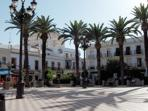 Ayamonte Town & Central Plaza