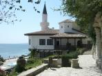 Queen Marie's Summer Residence in the Botanical Gardens in Balchik