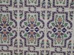 Sample Andaluciaan tile