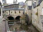 Bayeux, beautiful with the Tapestry and Cathedral, just 1 hour from the Cottage.