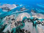 îles Chausey au départ de Granville (5kms)