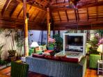 Exotic Thai/Balinese living area