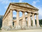 SEGESTA - VERY IMPORTANT ARCHEOLOGICAL SITE