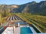 This view is exclusive to the guests of Villa Light of Apollon, Dalyan.