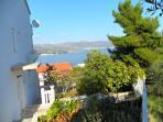 Sea view from Villa Nena