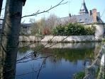 La Closerie de l'étang au printemps