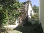 Back garden - Petit Cerisier