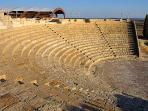 The unique Kourion Theatre – close to Villa Mosaica - still stages productions & concerts.