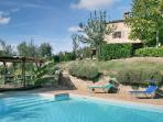 Casa del Lupo, warm pool, spacious house