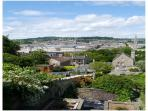 Wonderful view of Bath from house