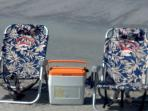 ALL THATS MISSING IS YOU  !  BEACH TOWELS, CHAIRS AND COOLERS PROVIDED