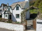 Cobwalls a beautiful character cottage close to the harbour and only 5 minutes walk from town centre