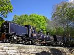 Porthmadog/Caenarfon - Welsh Highland Railway 5 minutes (Porthmadog)