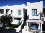 Blue Marine Apartment