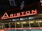 San Remo. The Ariston Theatre.