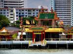 nearby attraction - Floating Kuan Yin Temple (16 mins walk from homestay)