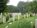 Stations3t House - British cemetry in Ypres
